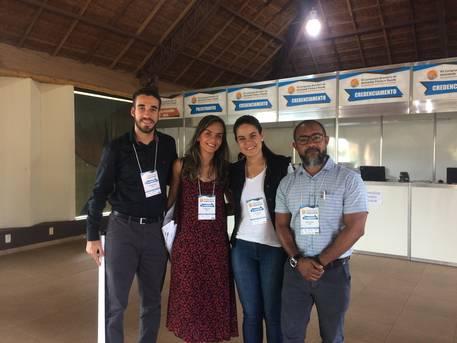 Curso de Educação Física apresentou trabalhos no Congresso Brasileiro de Atividade Física